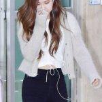 Blackpink Rose Airport Fashion April 22, 2018