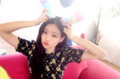 Jennie Blackpink Home Party 2018