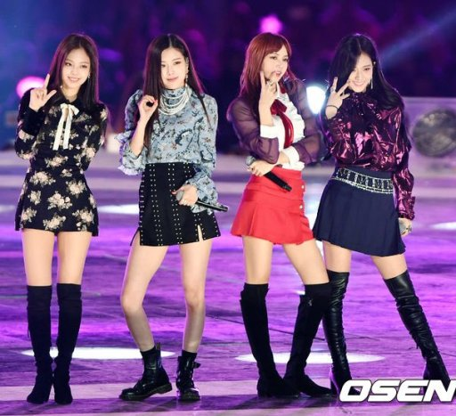Blackpink Busan One festival