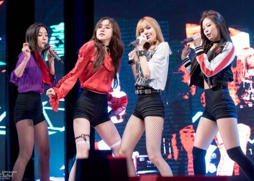 Blackpink Hanyang University festival
