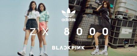 Blackpink Jennie Jisoo Jensoo adidas