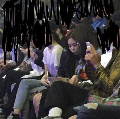 Blackpink Jennie Lisa Dua Lipa Concert 2018