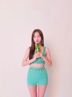 Blackpink Jisoo Sprite Commercial