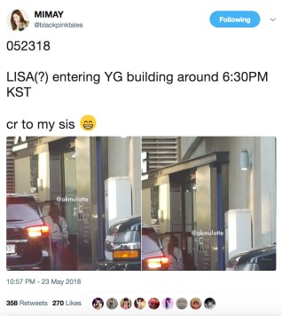 BLACKPINK-Lisa-3-YG-Building-23-May-2018