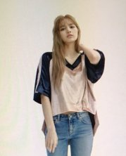 Blackpink Lisa Nonagon Lookbook Shooting 2018 photo 3