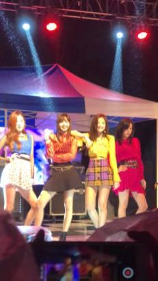 Blackpink-New-Hair-Style-Myongji-University-Festival-2
