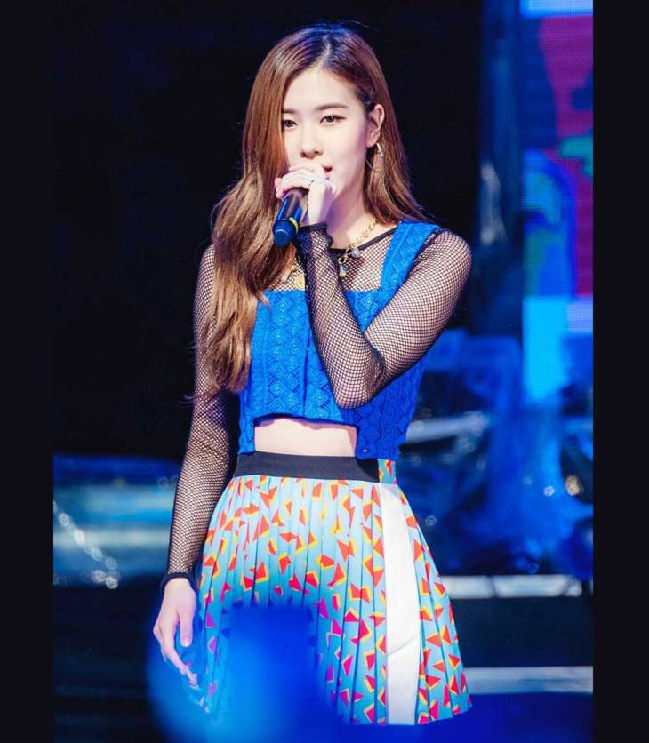 BLACKPINK Rose Photos Myongji University Festival May 16, 2018