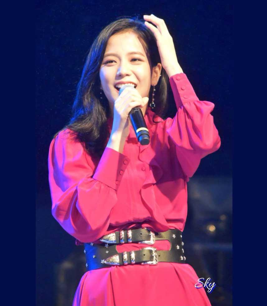Blackpink Jisoo Myongji University Festival 2018 Photo