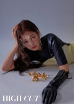 BLACKPINK-Jennie-HIGH-CUT-Magazine-Photoshoot-HQ