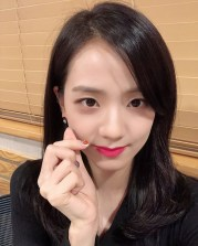 BLACKPINK Jisoo Selfie SBS Boom Boom Power FM
