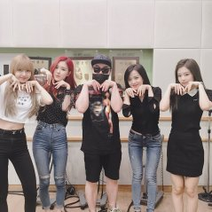 BLACKPINK KBS Cool FM Moon Heejun Music Show