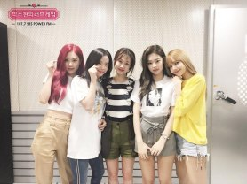 BLACKPINK-SBS-Power-FM-Park-Sohyun-Love-Game-2