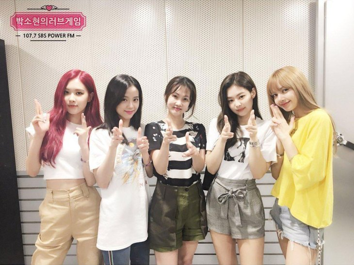 BLACKPINK-SBS-Power-FM-Park-Sohyun-Love-Game