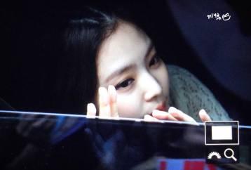 BLACKPINK-Jennie-Car-Photos-Leaving-Inkigayo-17-June-2018-photo-11