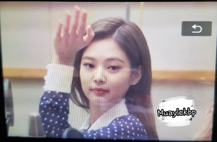 BLACKPINK Jennie KBS Cool FM Volume Up Photo 19
