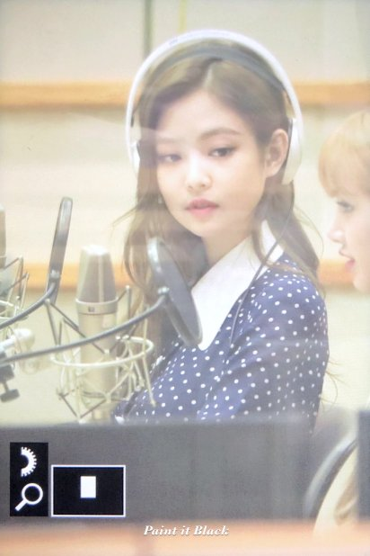 BLACKPINK Jennie KBS Cool FM Volume Up Photo 2