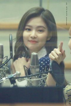 BLACKPINK Jennie KBS Cool FM Volume Up Photo 55