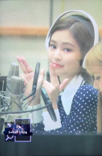 BLACKPINK Jennie KBS Cool FM Volume Up Photo 78