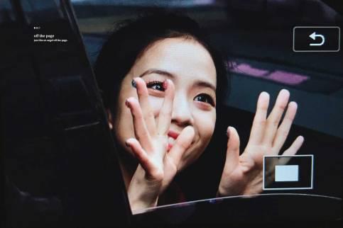 BLACKPINK-Jisoo-Car-Photos-Leaving-Inkigayo-17-June-2018-photo-2