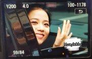 BLACKPINK Jisoo Car Photos Leaving Inkigayo 17 June 2018 photo 7