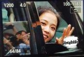 BLACKPINK Jisoo Car Photos Leaving Inkigayo 17 June 2018 photo 9
