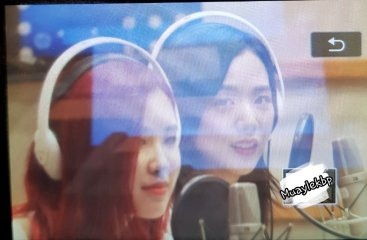 BLACKPINK Jisoo KBS Cool FM Volume Up Photo 14