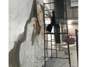 BLACKPINK Jisoo Mural Painting 10