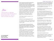 BLACKPINK Lisa Interview HIGH CUT Magazine Korea English Translation