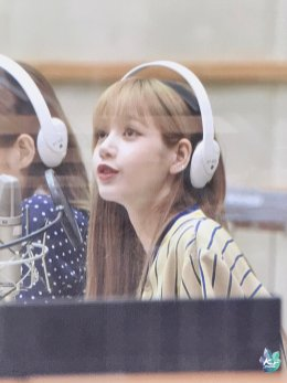BLACKPINK Lisa KBS Cool FM Volume Up Photo 22