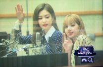 BLACKPINK Lisa KBS Cool FM Volume Up Photo 23