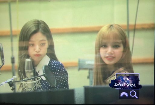 BLACKPINK Lisa KBS Cool FM Volume Up Photo 24