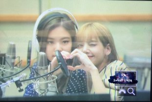 BLACKPINK Lisa KBS Cool FM Volume Up Photo 27