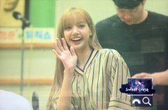 BLACKPINK Lisa KBS Cool FM Volume Up Photo 28