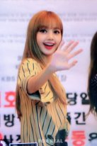 BLACKPINK Lisa KBS Cool FM Volume Up Photo 3