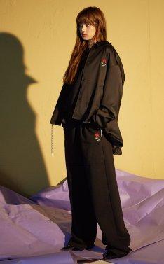 BLACKPINK Lisa NONAGON - FW 2018 MODXXXXXX lookbook photo 9