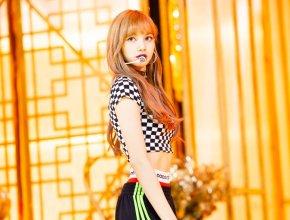 Blackpink Lisa SBS Inkigayo 17 June 2018 comeback stage