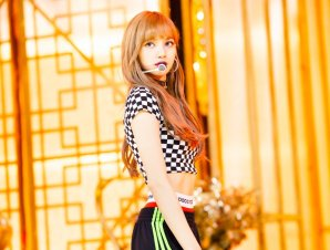 Blackpink Lisa SBS Inkigayo 17 June 2018 comeback stage