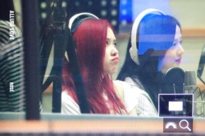 BLACKPINK Rose KBS Cool FM Volume Up Photo 10