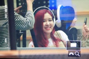 BLACKPINK Rose KBS Cool FM Volume Up Photo 39
