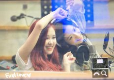 BLACKPINK Rose KBS Cool FM Volume Up Photo 44