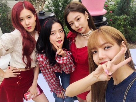 BLACKPINK SQUARE UP AREA CONCEPT POP UP PHOTO 22