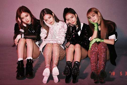 Blackpink Square Up Photoshoot Hd