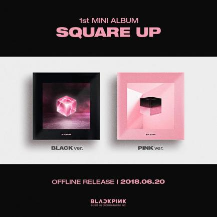 How to Buy Blackpink Official Album Square Up