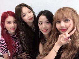BLACKPINK-Instagram-Photo-After-Winning-SBS-Inkigayo-7
