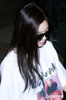 BLACKPINK Jennie Airport Photo 26 July 2018 Gimpo 7