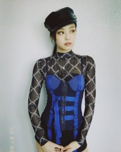 BLACKPINK Jennie Insatgram Photo July 8, 2018 jennierubyjane 3