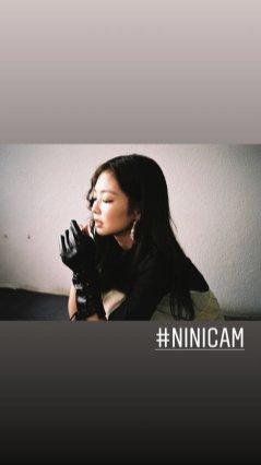 BLACKPINK Jennie Instagram Story 13 July 2018 jennierubyjane 4