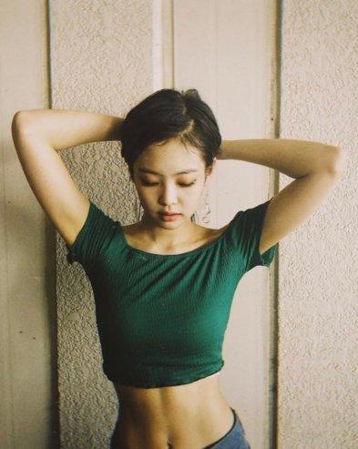 BLACKPINK Jennie Sprite Waterbomb Festival Seoul 104