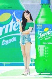 BLACKPINK Jennie Sprite Waterbomb Festival Seoul 118