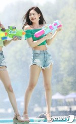 BLACKPINK Jennie Sprite Waterbomb Festival Seoul 125